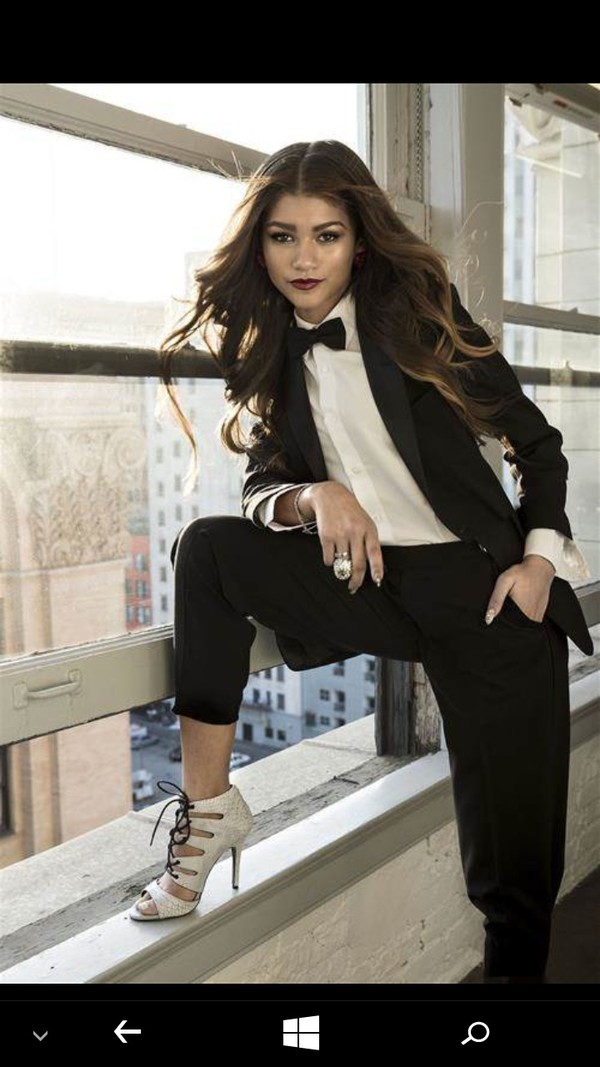 shoes ivory heels strappy heels black trousers black