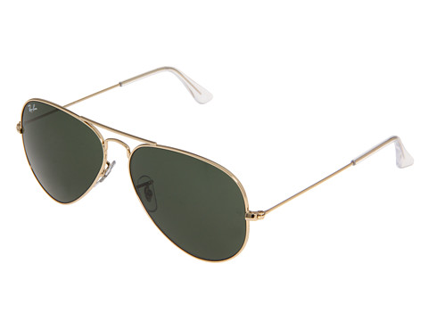 Ray-Ban 3025 Original Aviator size 58mm   Arista/G-15xlt Lens - Zappos.com Free Shipping BOTH Ways