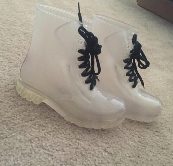 shoes boots transparent transparent shoes