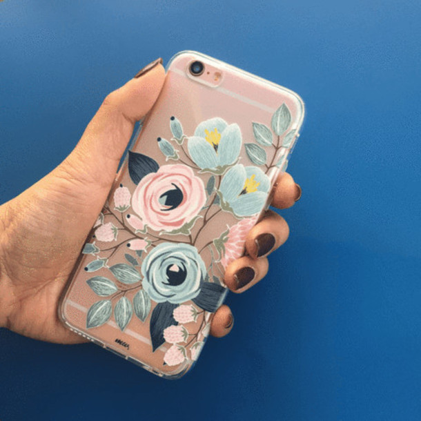 Milkyway Cases CLEAR TPU CASE COVER - INDIGO