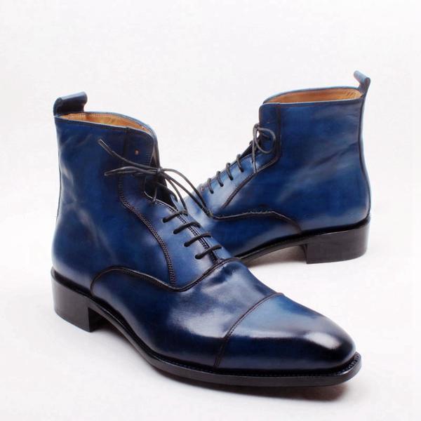 Boots - Gentleman Blue