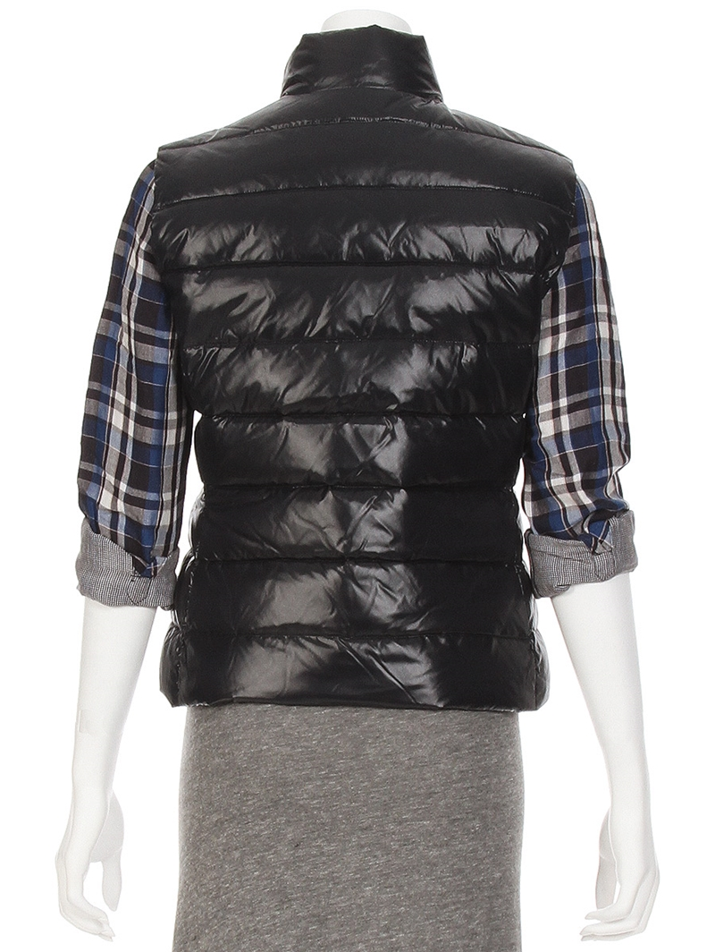 Ghanny puff vest