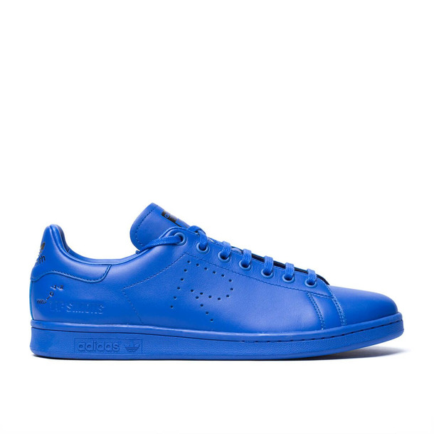 Adidas By Raf Simons Stan Smith Sneakers in blue