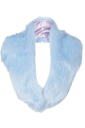 Long Fur Stole - Scarves  - Bags & Accessories  - Topshop