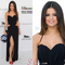 We got numerous requests for the black dress that... - selena gomez's closet
