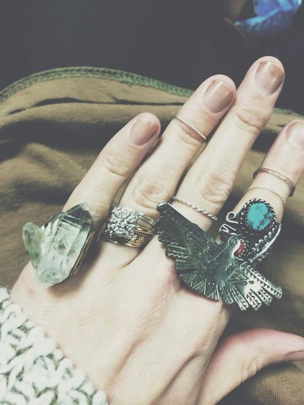 jewels ring rings and tings crystal ring similar version crystal