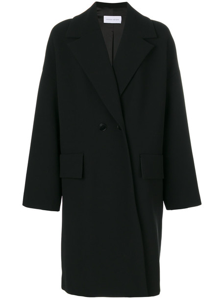 Christian Wijnants coat oversized coat oversized women black