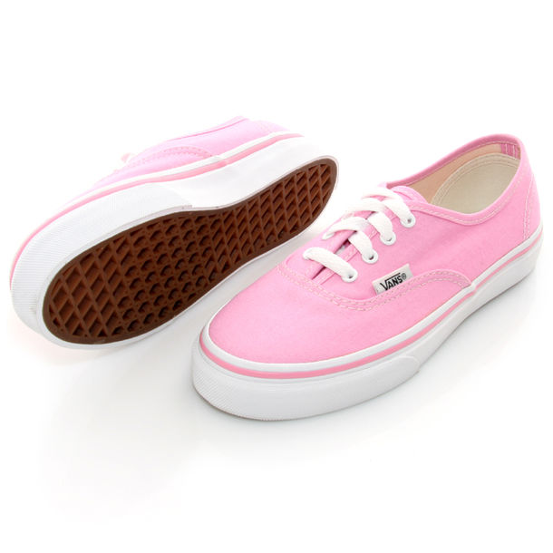 pink shoes vans sneakers shoes baby pink