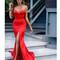 Crushin' red dress