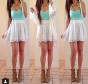 top,teal,torquise,pretty,gorgeous,gorgeous dress,fashion,style,crop tops,geometric