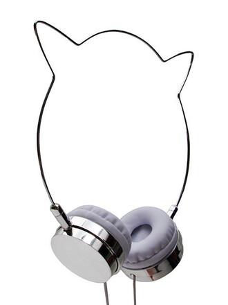 earphones cats headphones