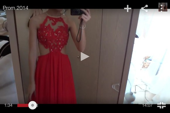 slit prom jewels gown gorgeous