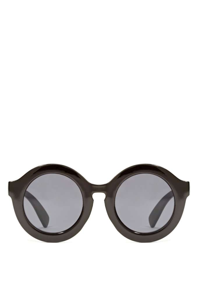 Roundabout Shades | Shop Eyewear at Nasty Gal