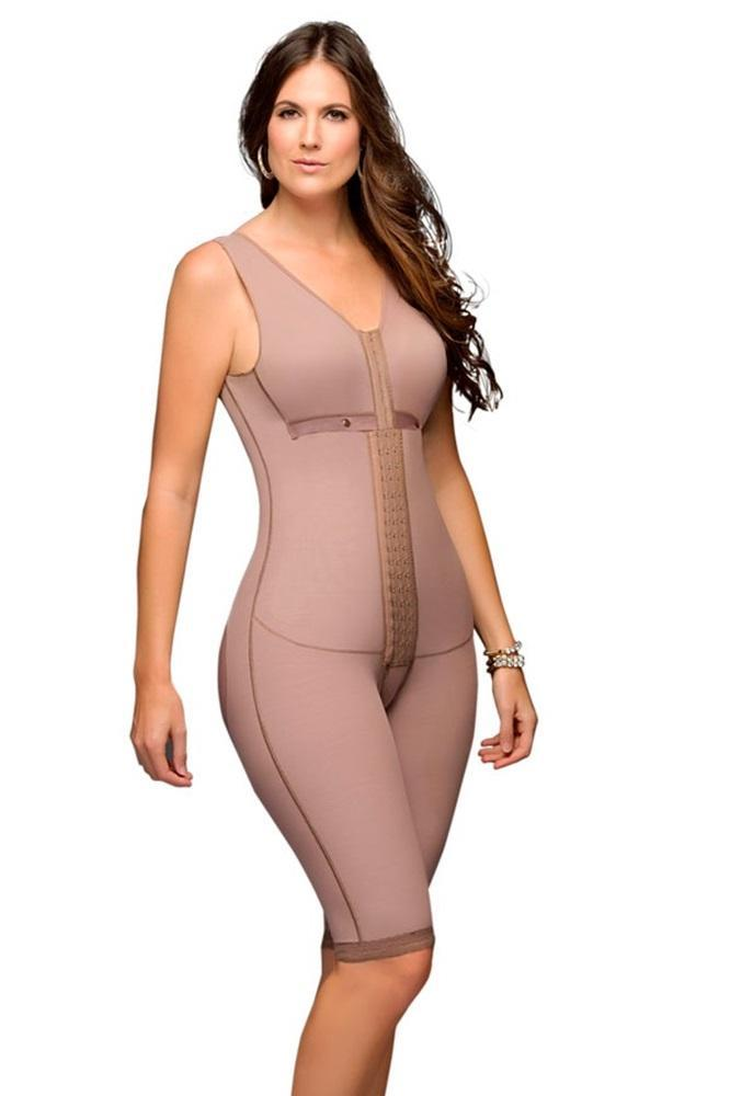 Body Shaper with Thigh Control