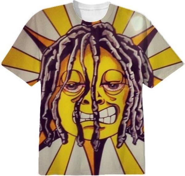 Chief keef lean shirt