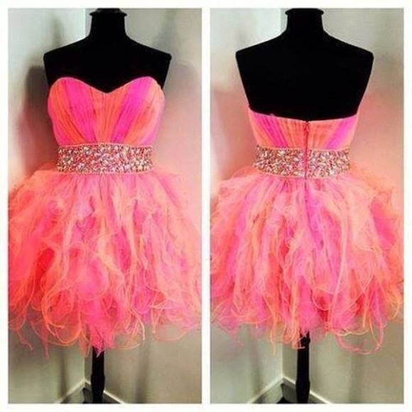dress glitter dress pink dress purple dress pink glitter purple orange dress orange