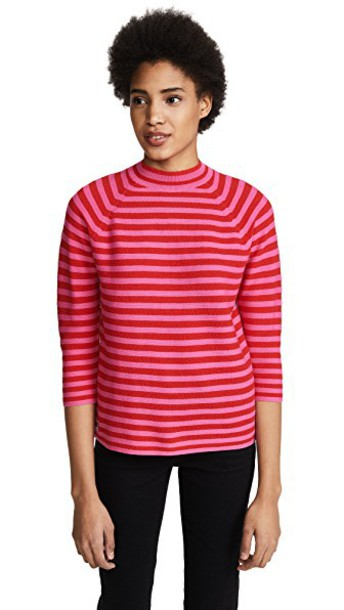 Marc Jacobs top pink red