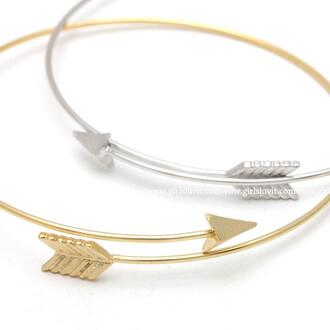 bracelets bangle jewels arrow wrap bracelets undefined wrap bracelet arrow bangle stretch bracelet unique bracelet arrow adjustable bracelet