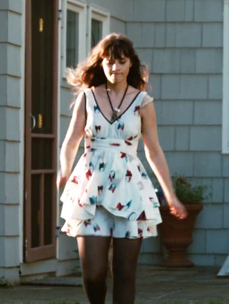 dress our idiot brother zooey deschanel movie
