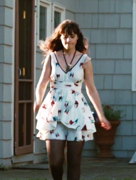 zooey deschanel dress our idiot brother movie