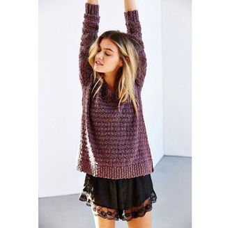 sweater large sweater shorts chill popular trending trendy trend style stylish casual cute flats fresh on point clothing fashion inspo well dressed teen tumblr girl tumblr shorts tumblr top popular fashion popular blogger popular page popular clothes