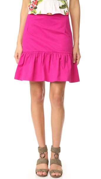 Isolda Arabia Skirt - Pink