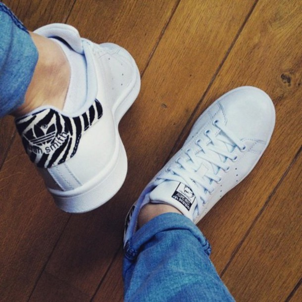 shoes adidas shoes stan smith stan smith leopard