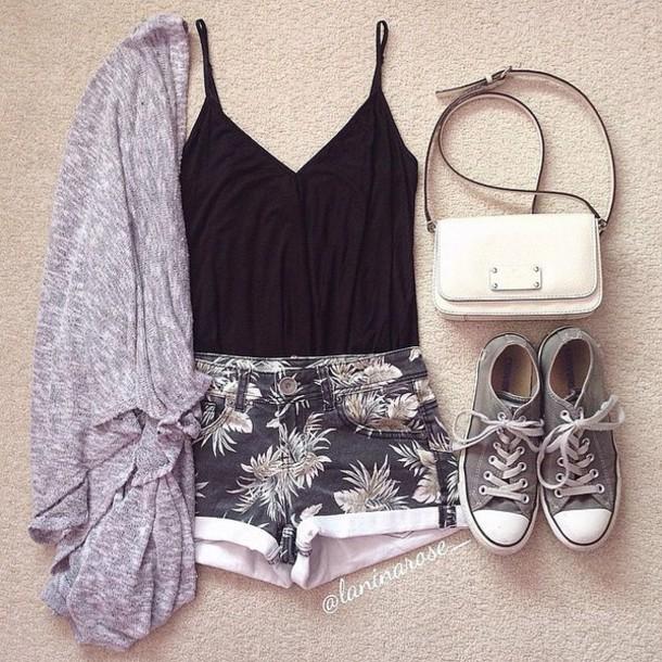 top black debardeur shorts dress