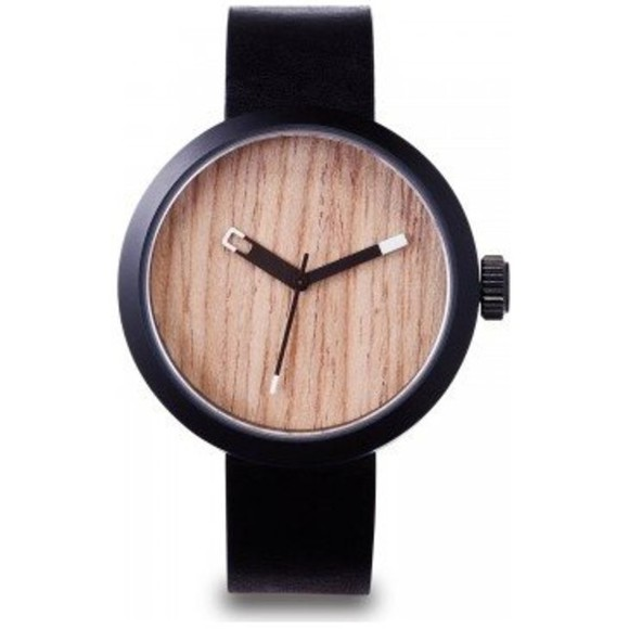 wood jewels watch