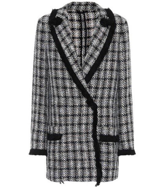 ETRO jacket cotton grey