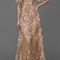 Fully embroidered a-line gown by marchesa | moda operandi