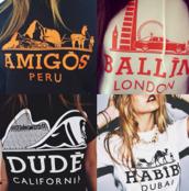 shirt,black,white,red,orange,ballin london,migos peru,dude california,dude,migos,ballin