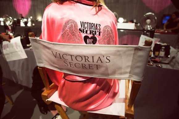 victoria's secret robe pajamas