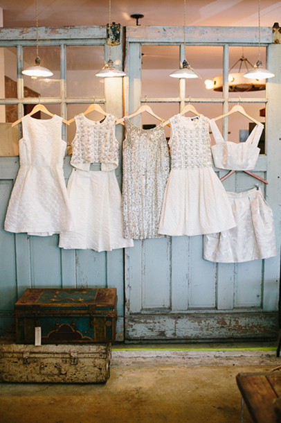 dress white dress bridesmaid all white everything
