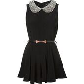 dress,romper,sparkle,silver,waist belt,black,cute,sparkle colar,colar