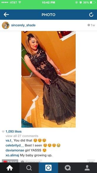 dress lace dress long prom dress prom dress black dress sparkle dress