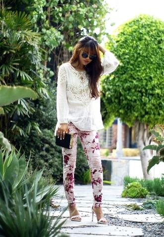 shoes blouse la vagabond dame jeans jewels