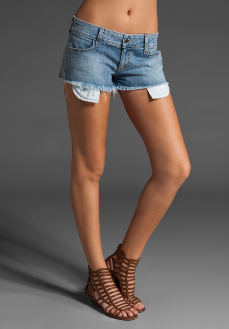 Siwy jeans madeline short in one more try at revolve clothing