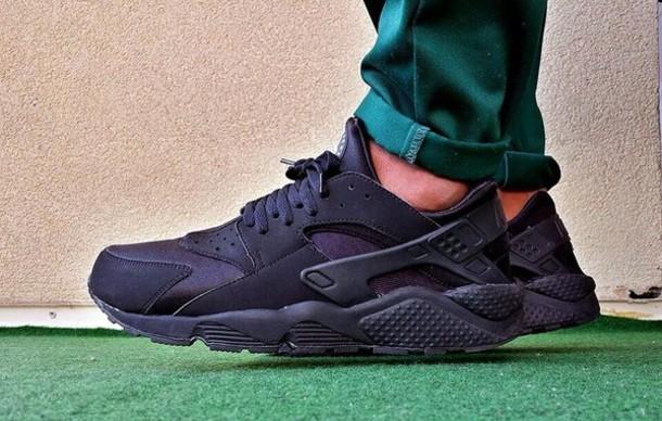 shoes nike nike air black