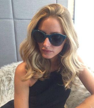 sunglasses instagram olivia palermo top