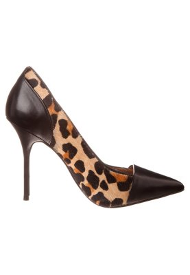 River Island High Heel Pumps - brown/black - Zalando.de