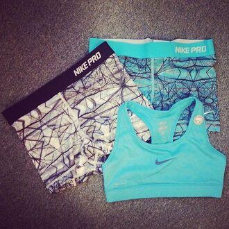 underwear spandex nike volleyball sportswear shorts