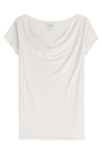 t-shirt shirt draped white top