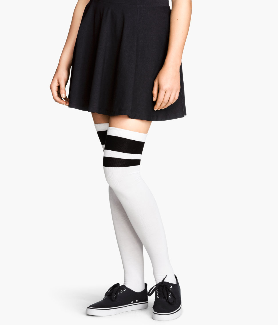 H&M Over-knee Socks $5.95