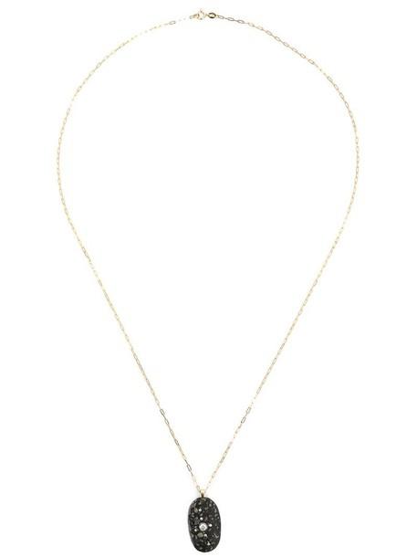 Cvc Stones necklace yellow orange jewels