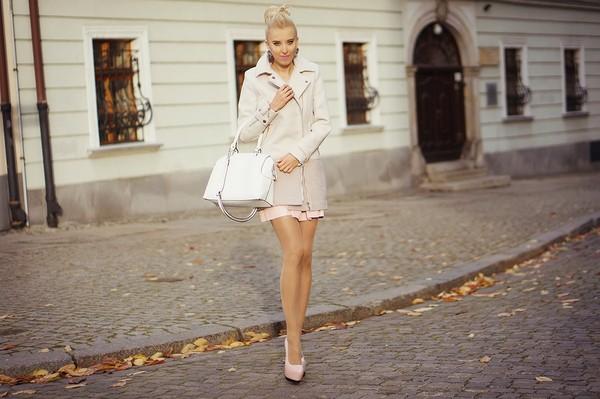 meri wild coat skirt shirt bag jewels shoes