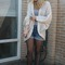 "Vero moda cardigans, h&m shorts, look book shoes | ""in my garden"" by allaboutthestyle 