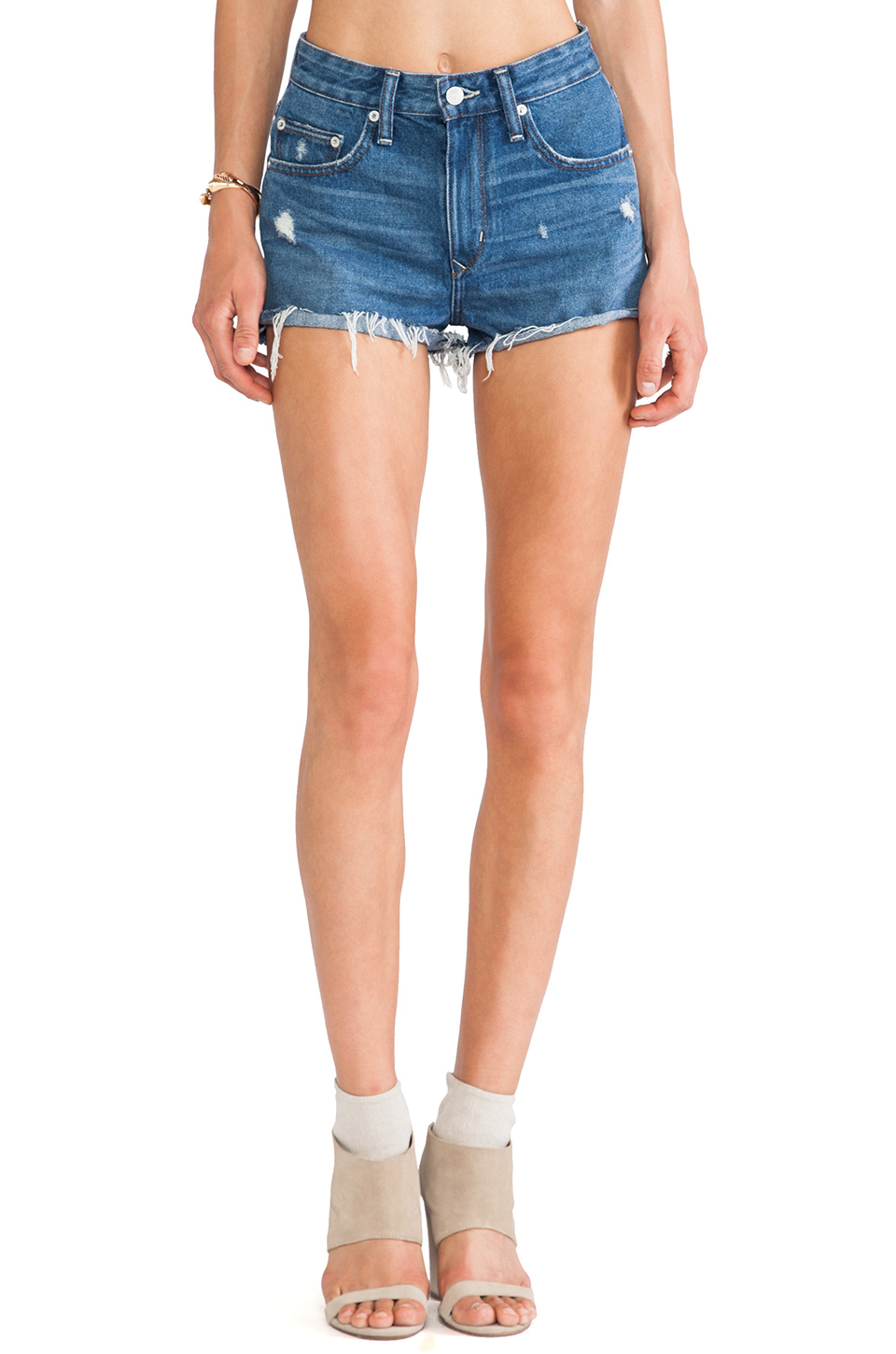 Lovers   Friends Jack High Waisted Short in Las Palmas from REVOLVEclothing.com