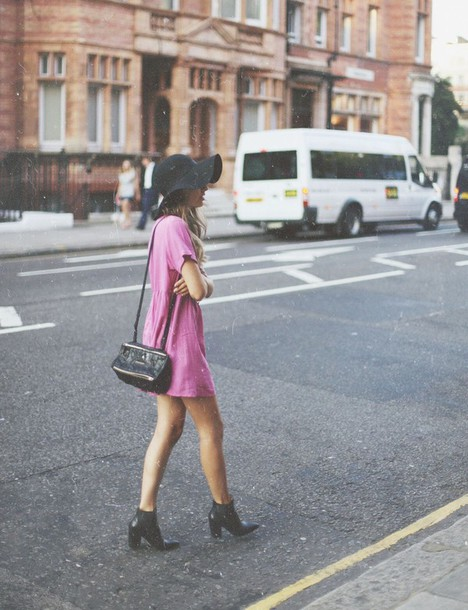dress street t-shirt dress tumblr outfit tunic dress