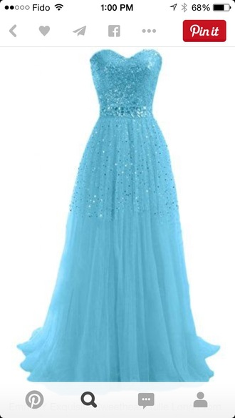 dress light blue long dress long prom dress sweetheart dress prom dress backless prom dress sequin prom dress formal dress formal event outfit